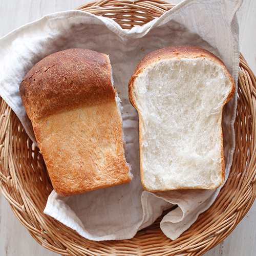 基本の山型食パン