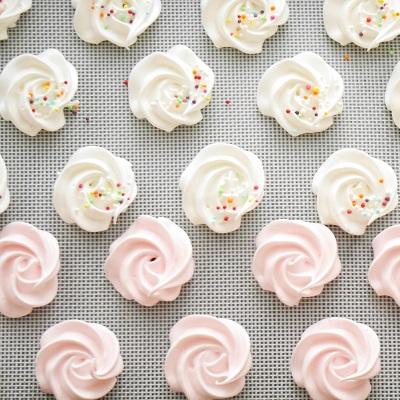 メレンゲ クッキー 作り方