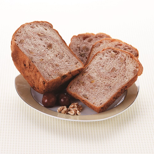 もちもちライ麦食パン