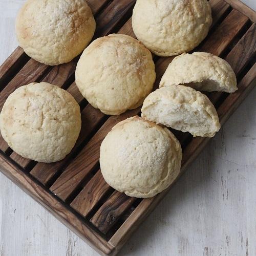 基本のメロンパン
