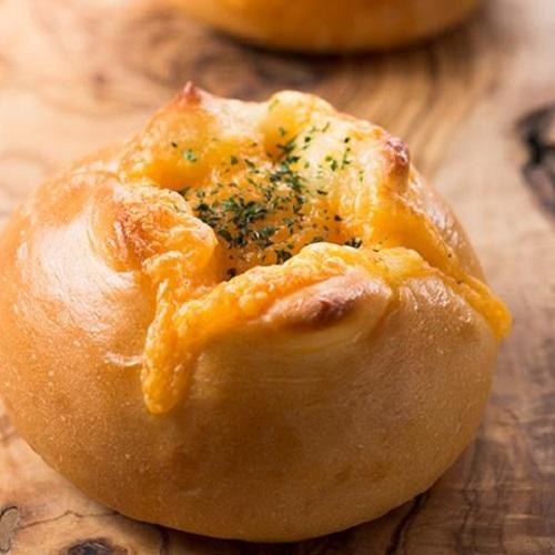 じゃがバタチーズパン