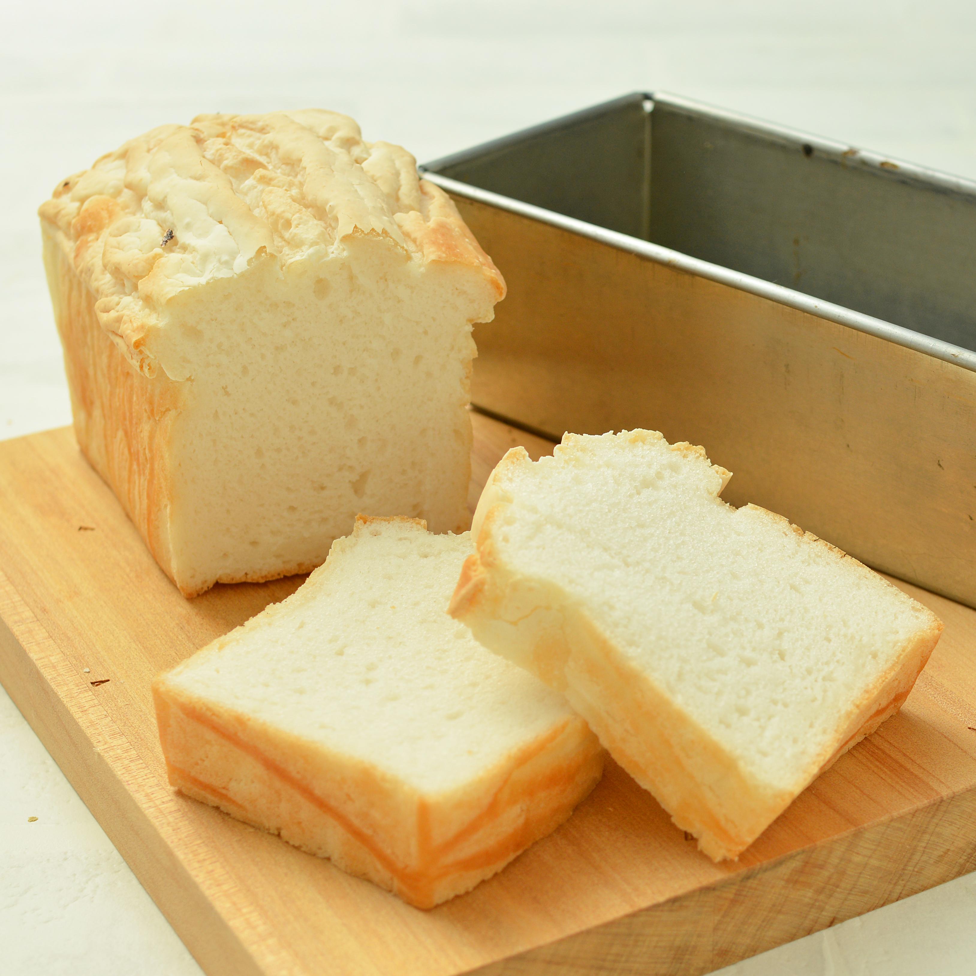 ミズホチカラのミニ食パン