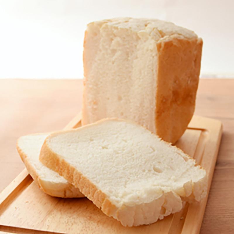 ミズホチカラの米粉食パン