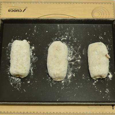 2次発酵 1