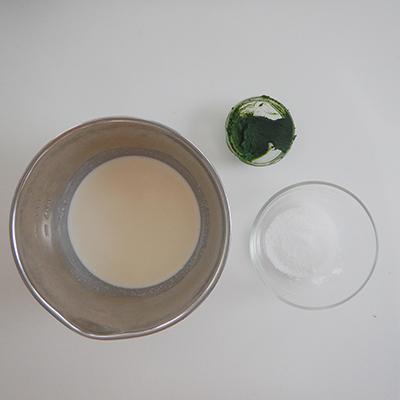 抹茶ホイップクリーム