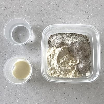 発酵種作り1
