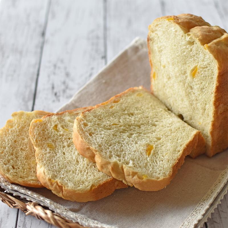 マンゴーとココナッツのふんわり食パン