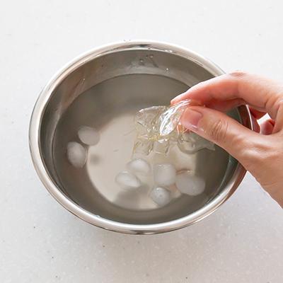 レアチーズの作り方1