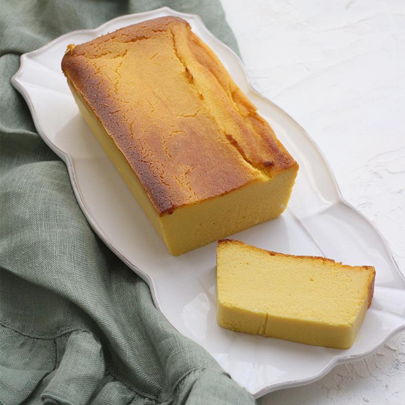 グルテンフリー!かぼちゃのチーズテリーヌ