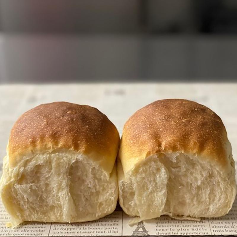 ホシノ丹沢酵母とキタノカオリで作る基本のミルクパン