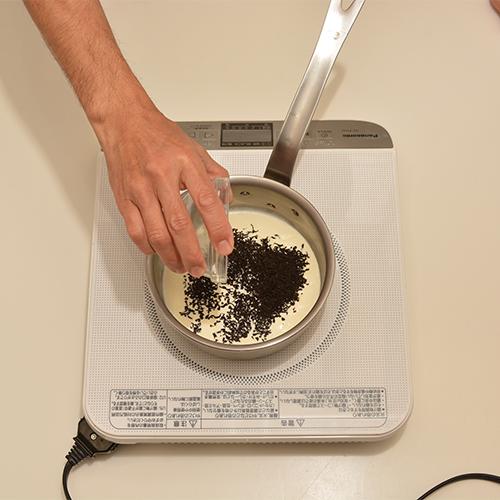 チョコレートクリーム1