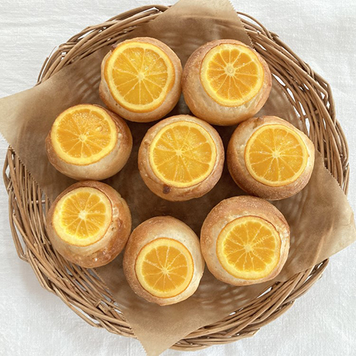 スイートオレンジパン