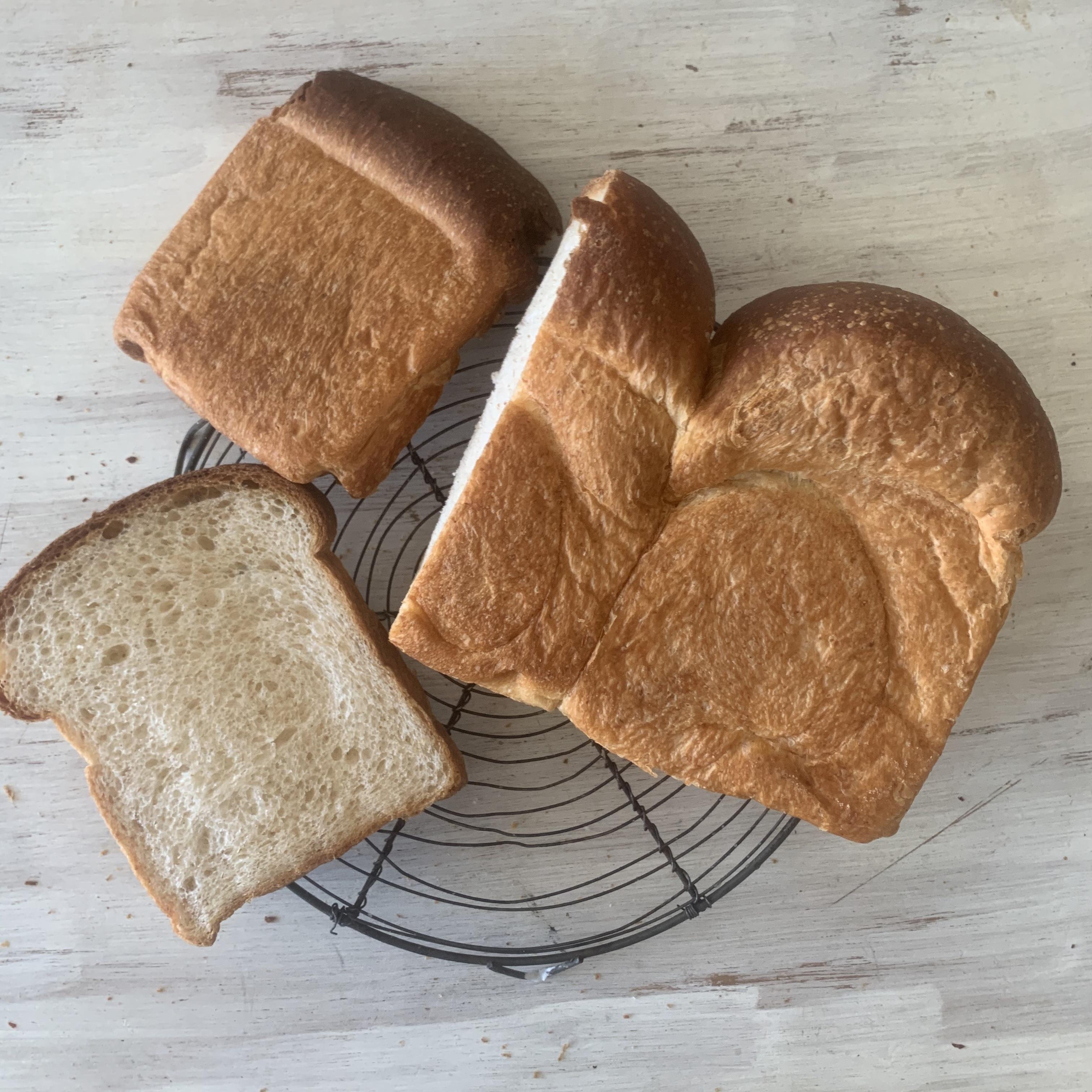 全粒食パン