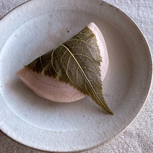 もちもち皮の桜餅