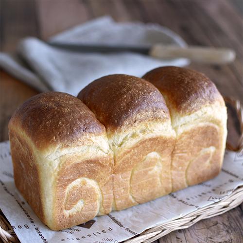 鍋一つで作る 捏ねない 食パン