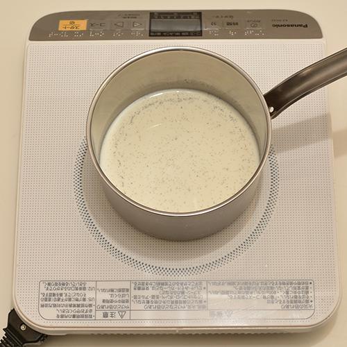 13 クレームパティシエール(カスタードクリーム)