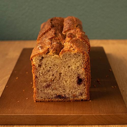 米粉のブルーベリーマスカルポーネパウンドケーキ