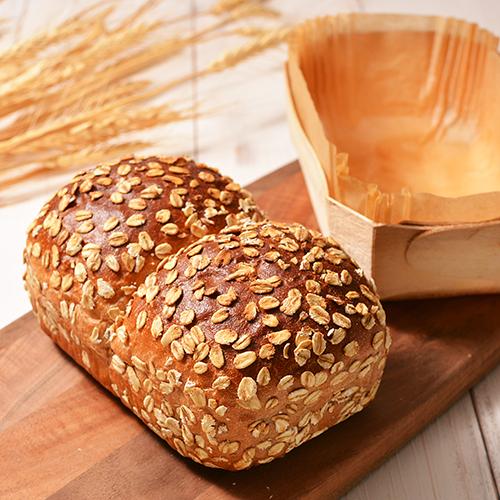全粒粉100%で作る ミニ食パン