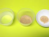 酵母の予備発酵 1